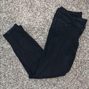 Fashion Nova Black Skinny Jeans - Size 15